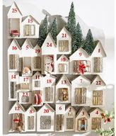 Pottery Barn Glitter Lit Houses Advent Calendar