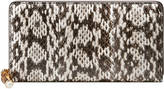 Gucci Nymphea zip around wallet