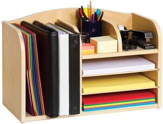 Guidecraft Desk Organizer High