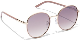 New York & Co. Round Color-Lens Sunglasses