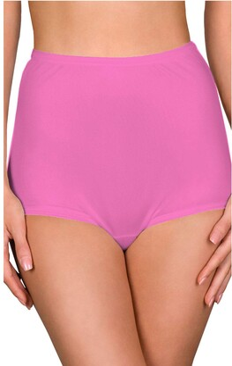 Shadowline Women's Plus Size Full Brief Panty