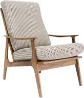 Tony Parker 'Nowra' Fabric Armchair