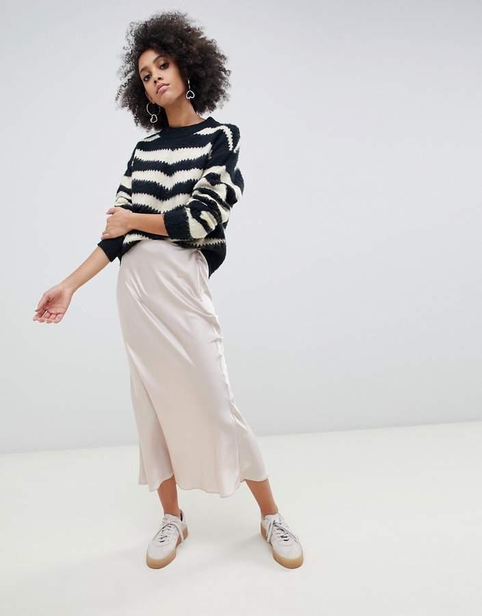 95f2e2b327 Bias Cut Skirt - ShopStyle