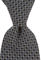 Hart Schaffner Marx Circle K Traditional Silk Tie
