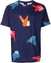 Paul Smith printed style T-shirt