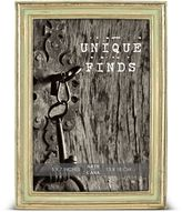 Argento Unique Finds 5-Inch x 7-Inch Rustic Emerson Picture Frame in Gold
