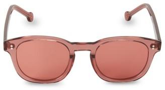 Colors In Optics Eldridge 49MM Square Sunglasses