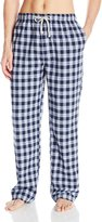 Majestic International Men's Deck The Halls Flannel Lounge Pant