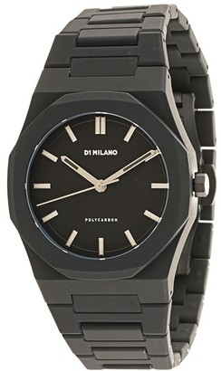 D1 Milano Polycarbon Cloudburst 40.5mm watch