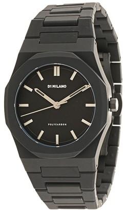 D1 Milano Polycarbon Cloudburst 40.5mm watch