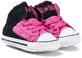 Converse Pink Chuck Taylor First Star High Street Crib Shoes