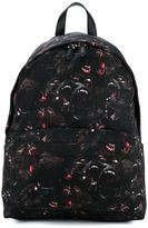 Givenchy baboon print backpack