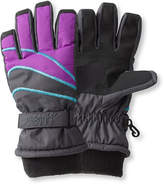 L.L. Bean Kids' Waterproof Wildcat Gloves