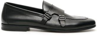 Henderson Baracco Double Monk Loafers