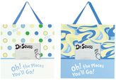 Trend Lab Dr. Seuss Oh! the Places You'll Go! Frame Set by Blue