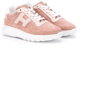 Hogan Interactive lace-up sneakers
