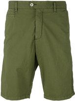 Perfection classic deck shorts - men - Cotton/rubber - 50