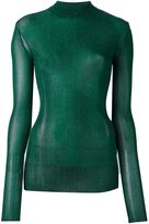 Golden Goose Deluxe Brand 'Robin' lurex jumper - women - Polyester/Viscose - S