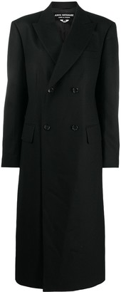 Junya Watanabe Double-Breasted Wool Coat