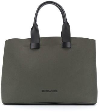 Troubadour Large Nylon Tote Bag