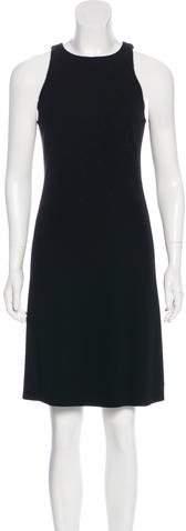 Armani Collezioni Virgin Wool-Blend Dress