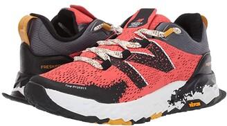 New Balance Fresh Foam Hierro v5 (Toro Red/Black) Women's Running Shoes