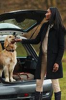 Classic Women's Wool Car Coat-Dark Ginger Heather