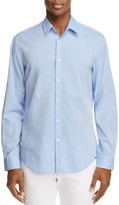 BOSS GREEN C-Bustai Pin Dot Regular Fit Button-Down Shirt