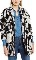 Deby Debo Women's Blouson Long sleeve Coat
