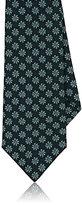 Isaia Men's Floral Silk Necktie