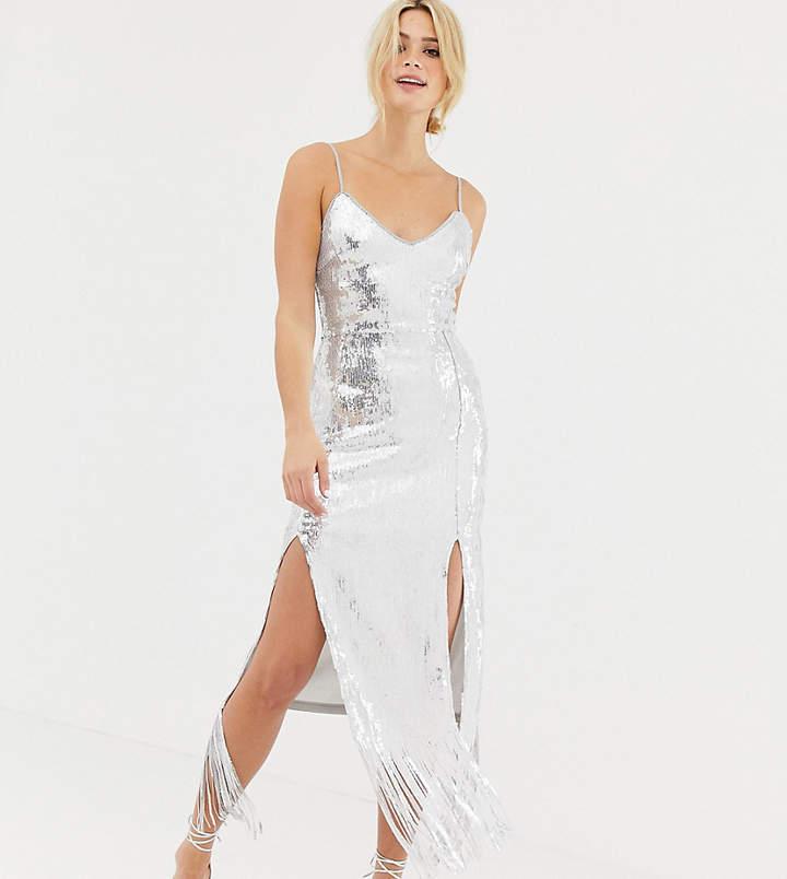 55b85ce2d6 Sequin Maxi Dress - ShopStyle Australia