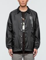 Diamond Supply Co. Speed of Life Coach Jacket