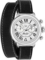 Glam Rock Women's GR77138 Bal Harbour Analog Display Swiss Quartz Black Watch