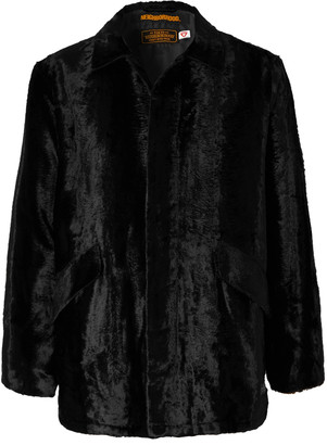 Neighborhood Faux Fur Primaloft Coat