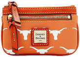Dooney & Bourke NCAA Texas Small Coin Case