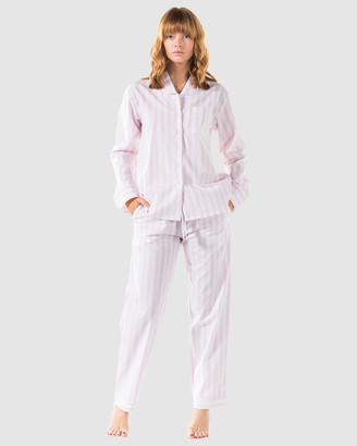 Sant and Abel Braddock Shirt + PJ Pants Set