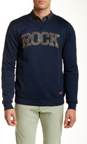 Scotch & Soda Graphic Crew Neck Sweater