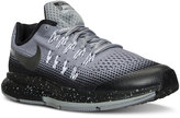 Nike Boys' Air Zoom Pegasus 33 Shield Running Sneakers from Finish Line
