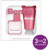 Bench For Her 30ml EDT + 75ml Shower Gel Set