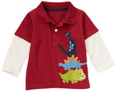 Gymboree Dinosaurs Polo Shirt
