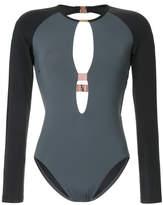Ginger & Smart long sleeved swimsuit