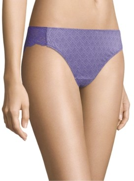 Maidenform Comfort Devotion Lace Back Tanga Underwear 40159