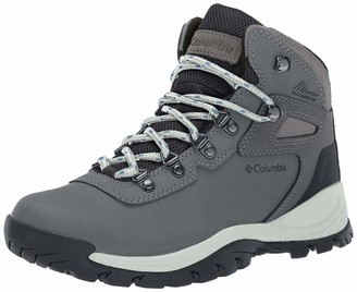 Columbia Women's Newton Ridge Plus Waterproof Hiking Boot Breathable High-Traction Grip