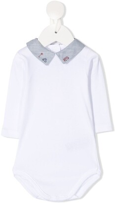 Bonpoint Embroidered Bus Collar Body