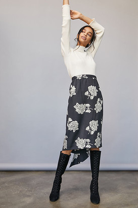 Aliana Midi Skirt By Hope for Flowers by Tracy Reese in Assorted Size XS