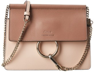 Chloé Faye Leather Crossbody