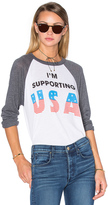 Wildfox Couture Athletic Supporter Tee