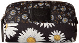 Marc Jacobs BYOT Mixed Daisy Flower Cosmetics Large Cosmetic