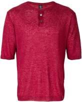 Eleventy henley T-shirt