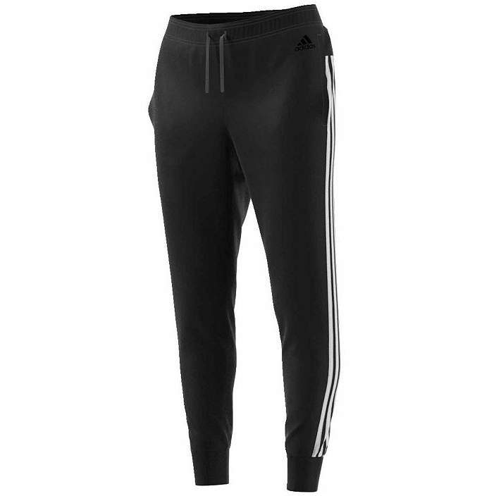3-Stripe Fleece Sweatpants